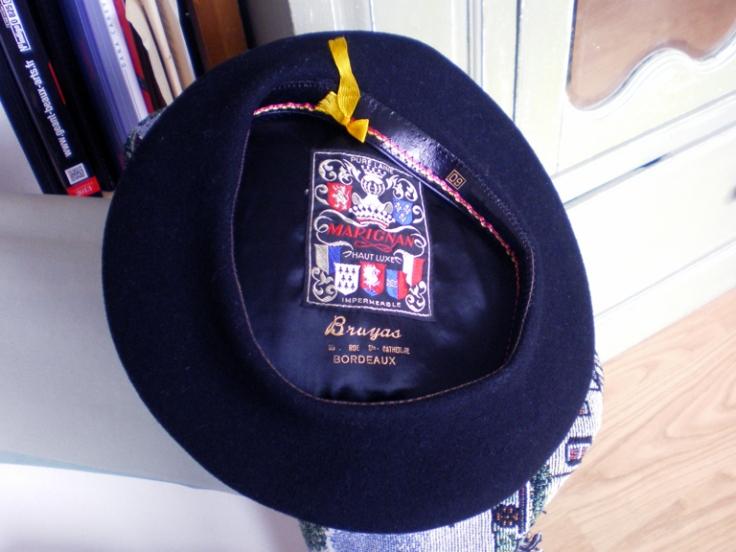 beret empty