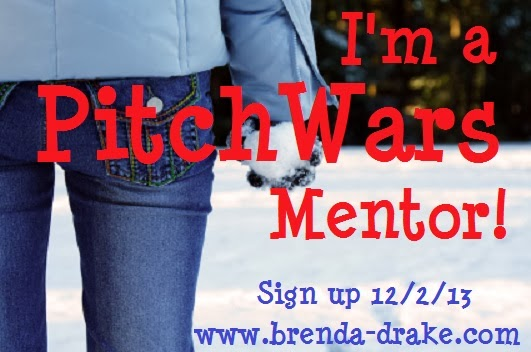 I am a Pitch Wars mentor 2013