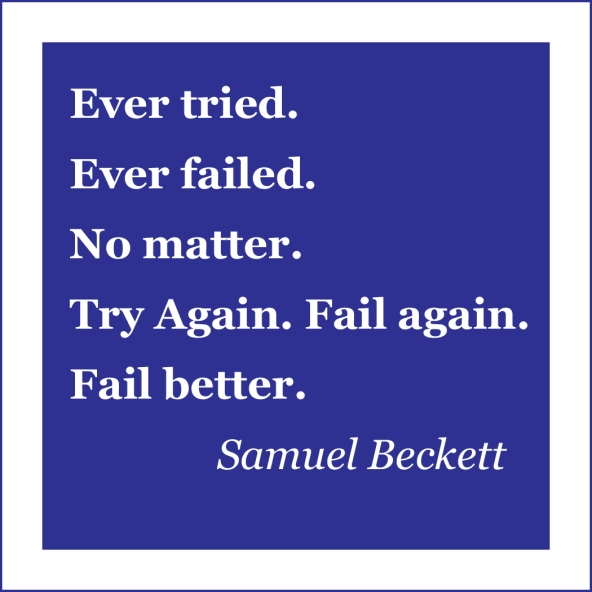 samuel beckett quote