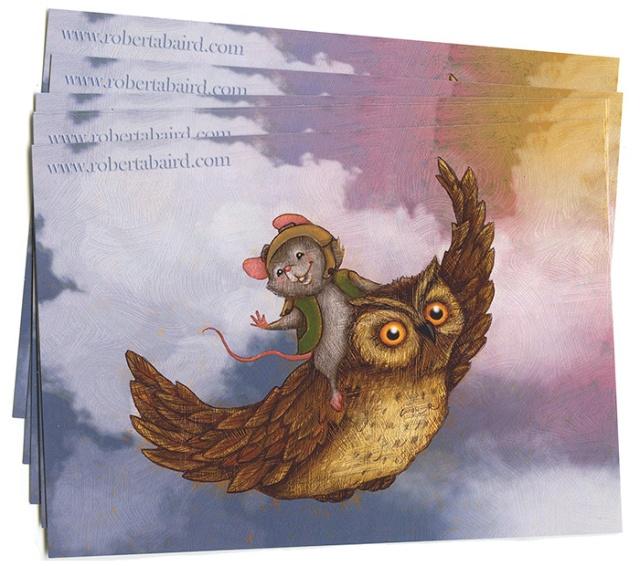 Owl_Postcard_RobertaBaird