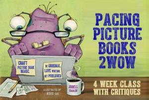 Pacing Picture Books