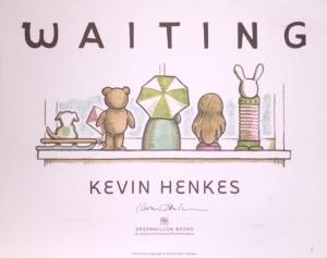 henkes-waiting-poster