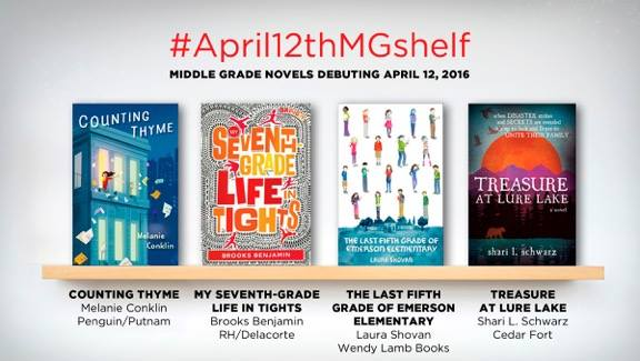April 12th MG Shelf