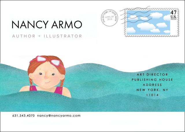 subclub_pinkswimmerpostcard_back
