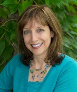 Yvonne Ventresca Author Photo