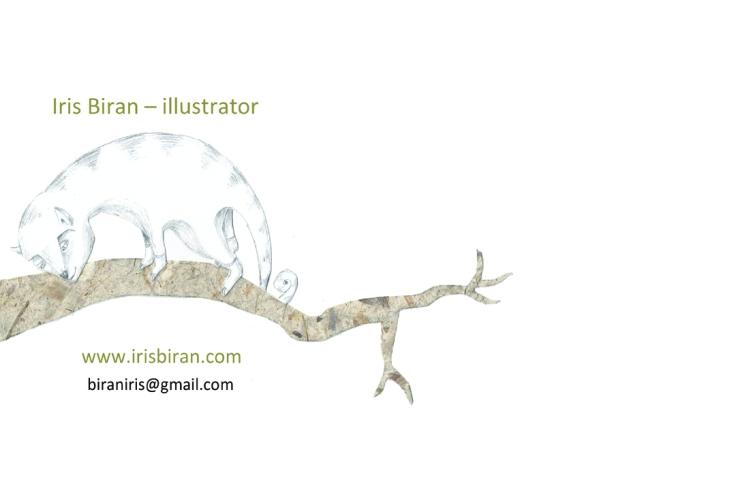Iris_Biran-Postcard_3_Back