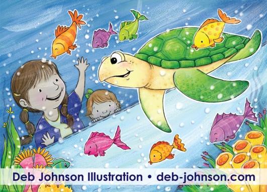 Deb Johnson Aquarium Front