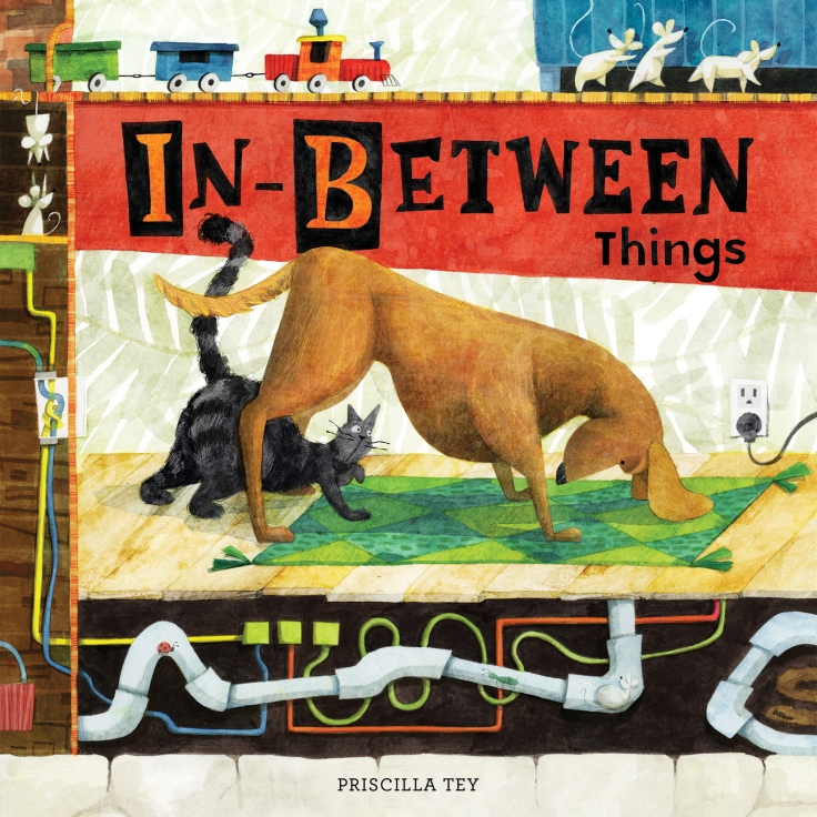 2018 Postcard In-Between Things_Front