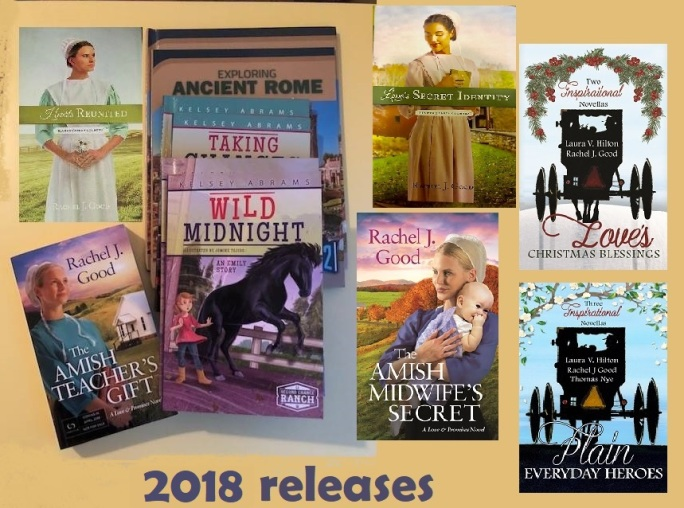 2018 releases