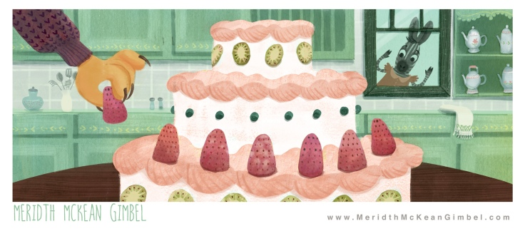Cake-Postcard-Front