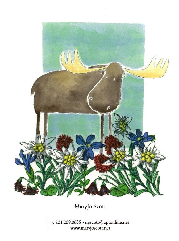 moose pcard